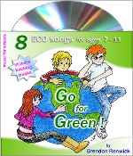 Eco songs for ages 7 to 11