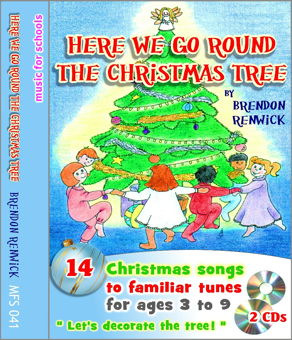 Modern Christmas songs about the Christmas tree - set to familiar tunes.